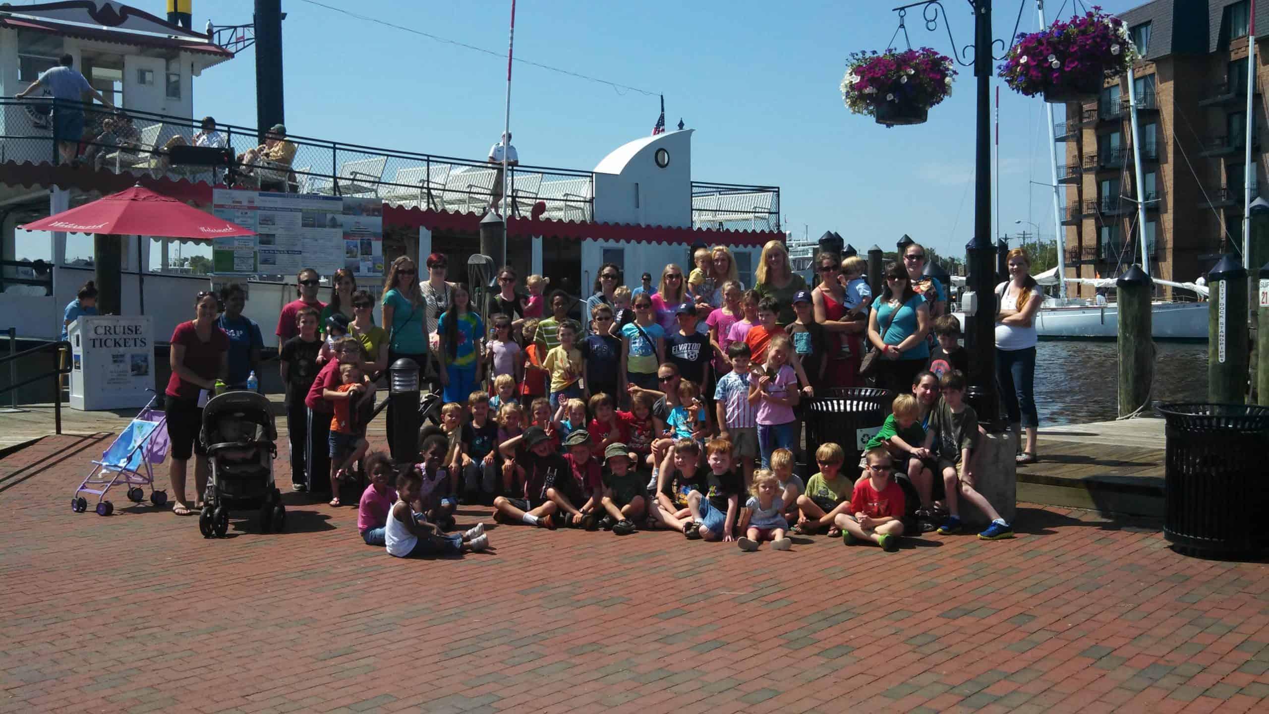 Field Trip Club at Annapolis Dock