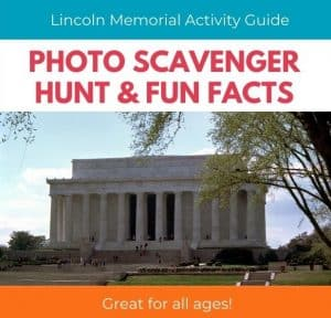 Lincoln Memorial Activity Guide