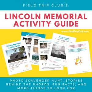 Lincoln Memorial Guide Yellow