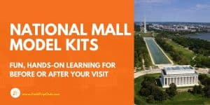 National Mall Model Kits