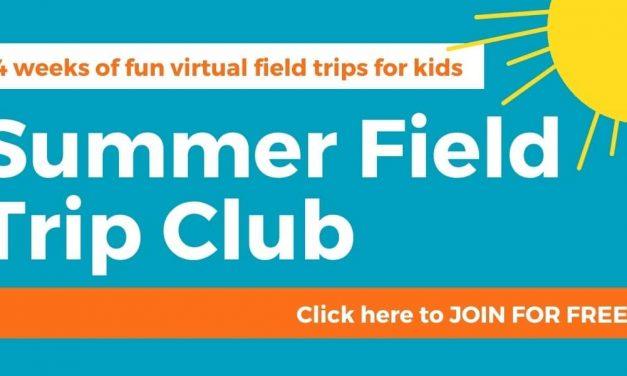 2021 Summer Field Trip Club